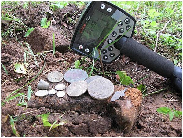 Металлоискатель для монет видео