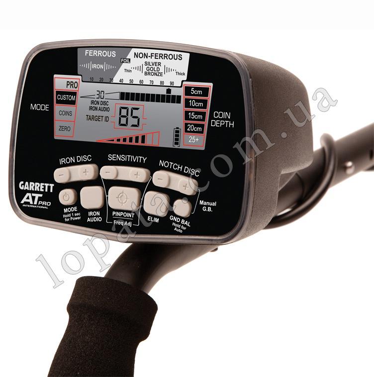 Garrett Metal Detectors инструкция на русском - фото 8