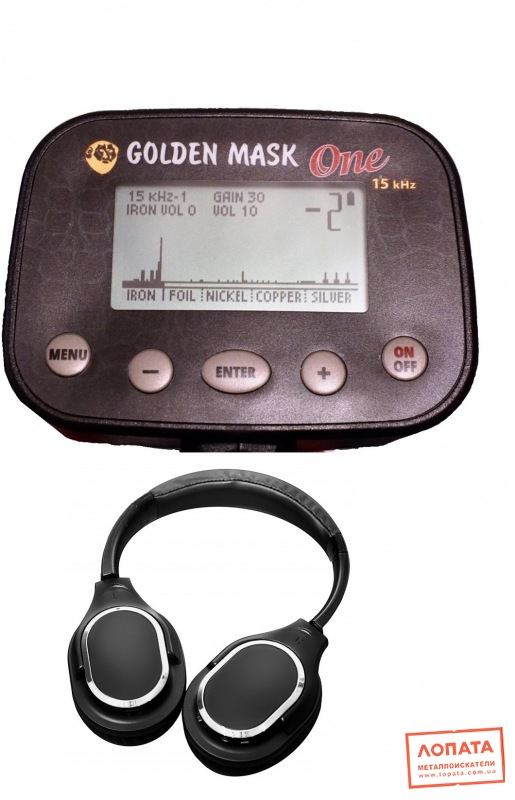Golden Mask ONE 15 kHz WS-106