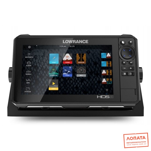 Lowrance HDS 9 Live 3 in 1