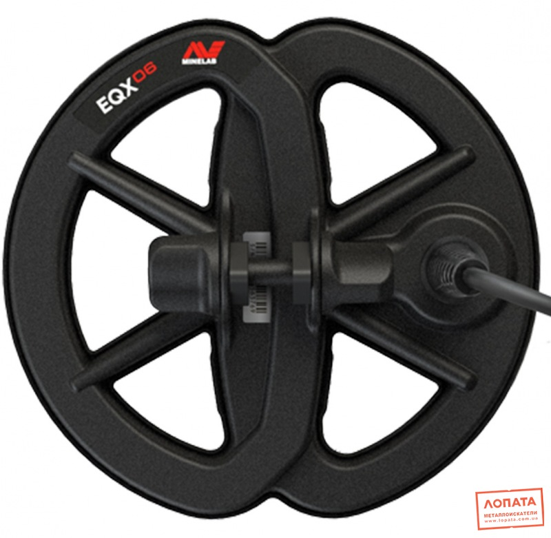 Minelab EQX 06 Double-D Smart Coil