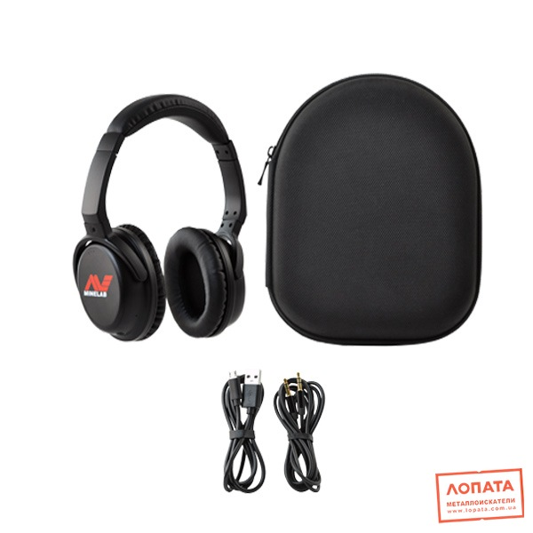 Minelab Headphones Wireless Equinox
