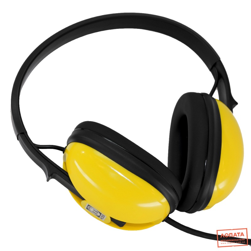 Minelab waterproof headphones equinox